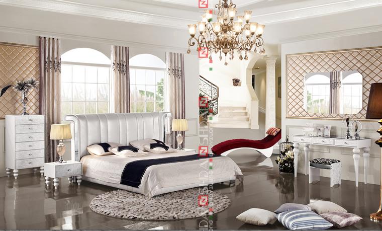Antique Style Bedroom Set Furniture /royal Furniture Bedroom Sets ...