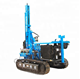 HENGWANG Solar construction Hydraulic Pile Driver Machine for Solar Power Station