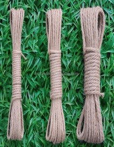 cheap popular KB 6mm and 8mm jute ropes for adults funny