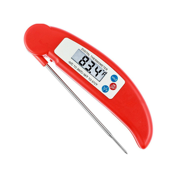 Kitchen Foldable digital food thermometer digital cooking food meat thermometer