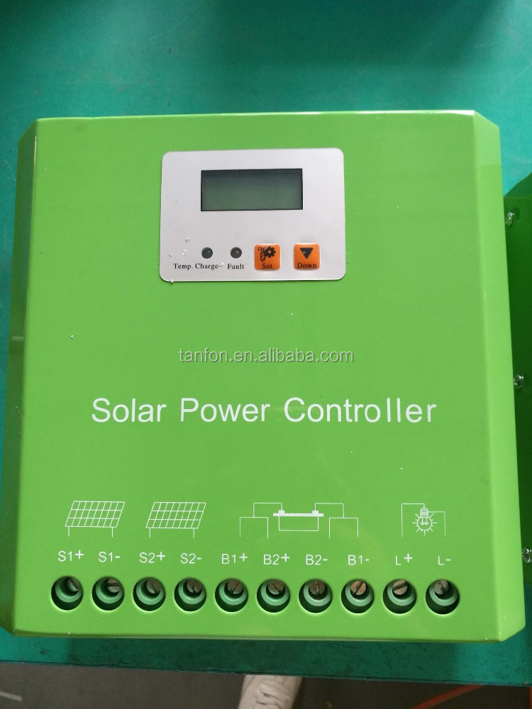 hot sale MPPT solar charge controller 96V 30A/50A/100A