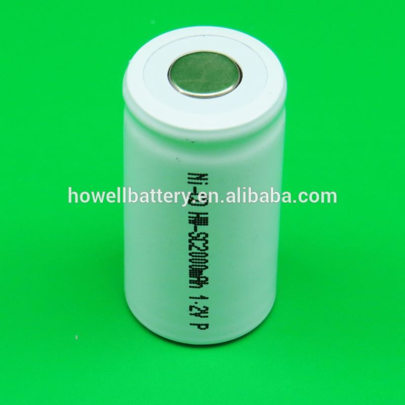 Nickel Cadmium Recharge Battery 3 6v Nicd Battery