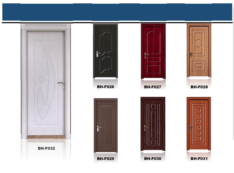 Cheap bathroom pvc kerala door prices pvc interior door bd for Cheap pvc door