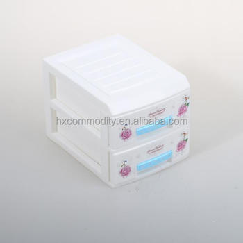 Tabletop Small Plastic Storage Drawer Shantou Manufacturer