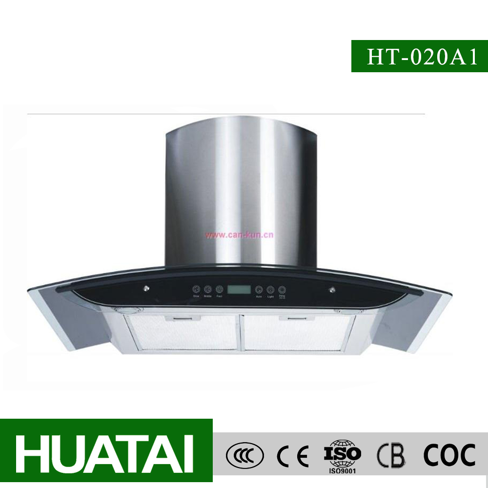 30 Quot 750mm American Style Wall Mounted Chimney Stainless