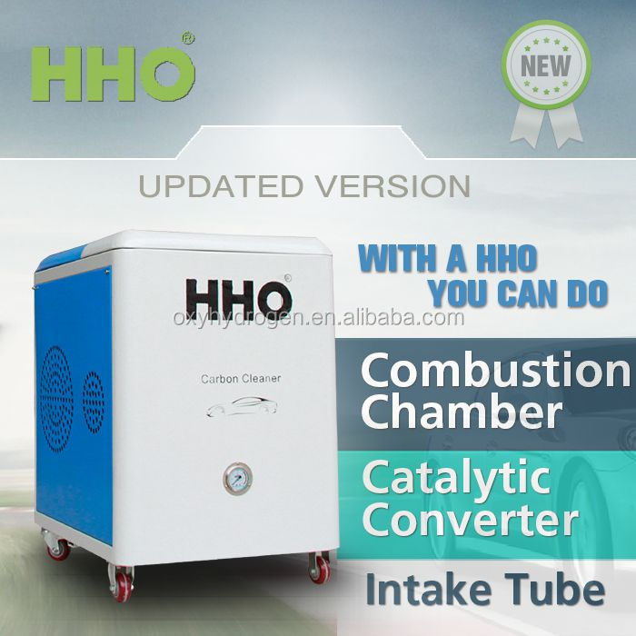 HHO Car carbon cleaning 360 view car camera system