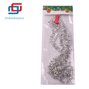 2019 Hot Selling Christmas Plastic Beads Garland
