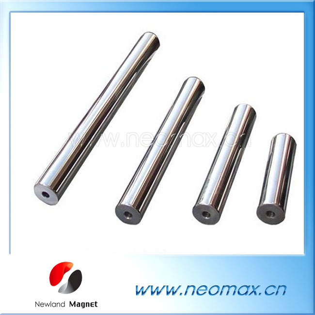 machinable permanent neodymium bar magnet for industrial