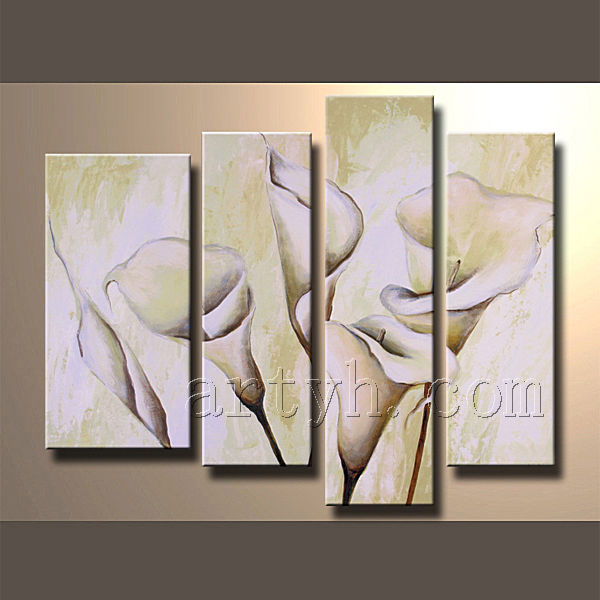 Popular Sell Newest Handmade 3D Oil Painting For Decoration Home