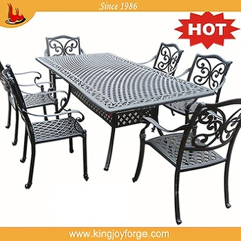 chinese manufacturer big size cast aluminum outdoor