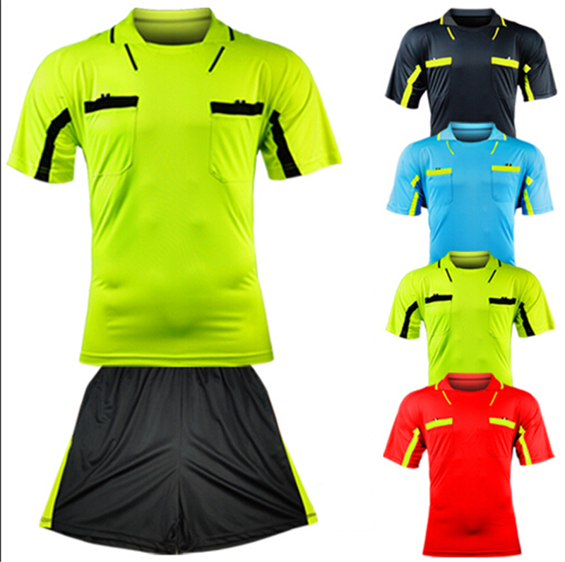the latest f3bd4 eea1d Buy Professional branded soccer referee clothing football ...