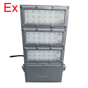 China explosion proof led lighting fittings manufacturers cheap price class 1 division 2 zone 1 hazardous area lamp for sale