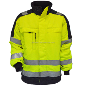 hot selling waterproof reflective high visibility windbreak safety jacket for worker
