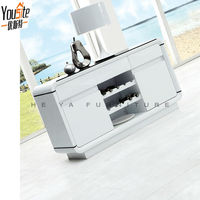new design wooden sideboard/kitchen buffet cabinet