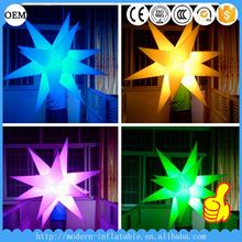 event decorations inflatable star