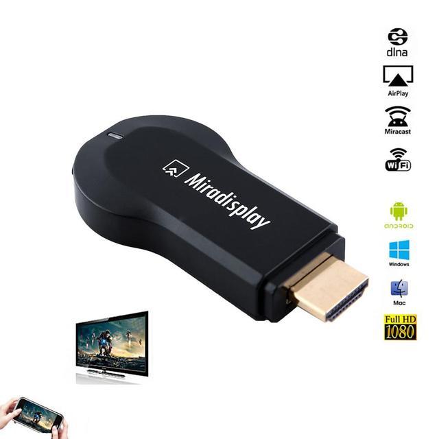 Miradisplay WiFi Display Dongle Miracast DLNA Airplay Mirror