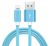1M 2M 3M Fast Charge Nylon Braided Cord For iPhone USB Cable For iPhone Fast Charger