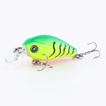 Biển Bass Fishing Lures Crankbait Crank Bait Giải Quyết Nhân Tạo Cá Khó Thu  Hút 4 5 Cm/4 Gam - Buy Biển Bass Fishing Lures,Bass Fishing
