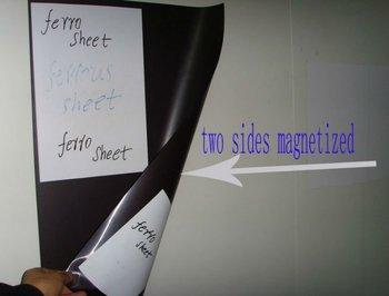 ferrous paper magnetic paper steel powder paper steel tape magnetic
