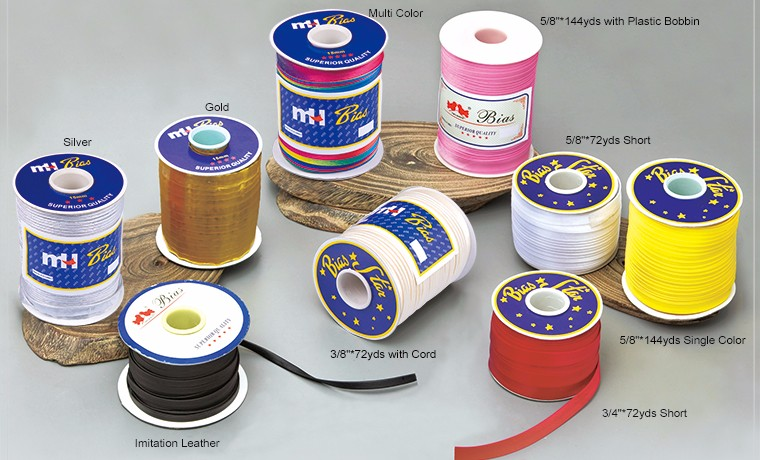 30m Roll China Supplier Cotton Bias binding Tape