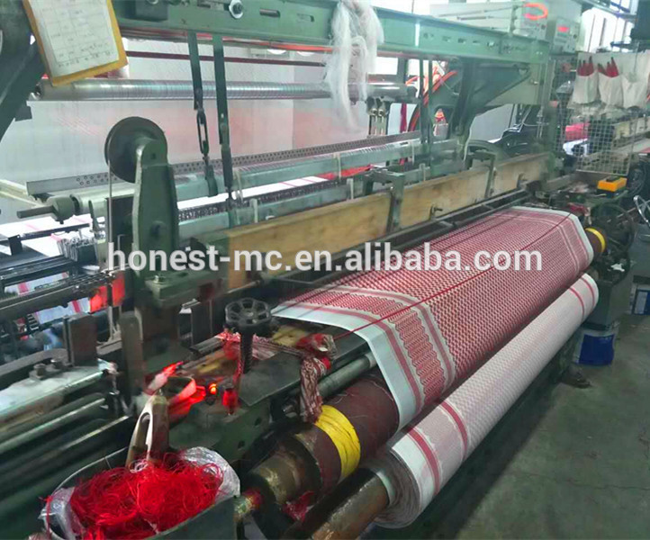 High quality ISO power shuttle loom used for yashmagh scarf weaving loom