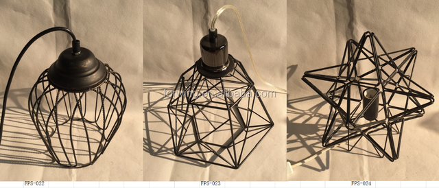 Buy cheap china metal ceiling lampshade products find china metal metal wire frame lampshade for ceiling pendant light greentooth Images