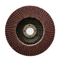Top quality grit 60 flap disc grinding wheel