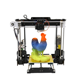 High quality 3d printer nozzle prusa i3 multi-function LCD2004 3d printer