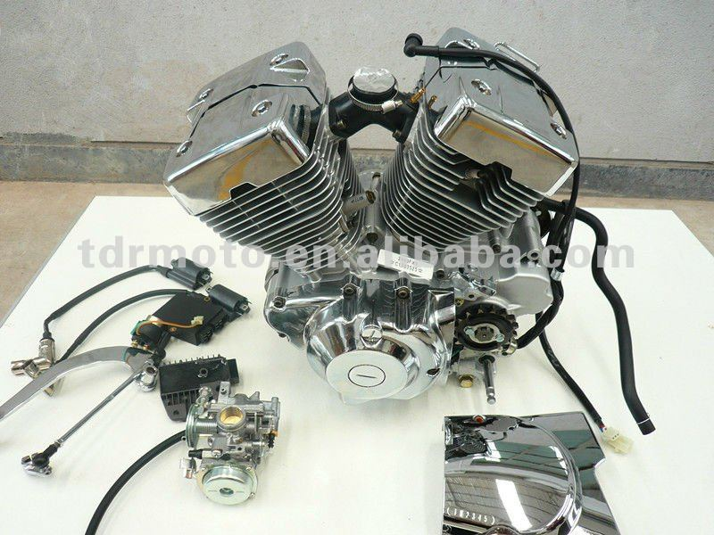 Chinese Motorcycle Engines Of Lifan 250cc V-twin Motorcycle ...