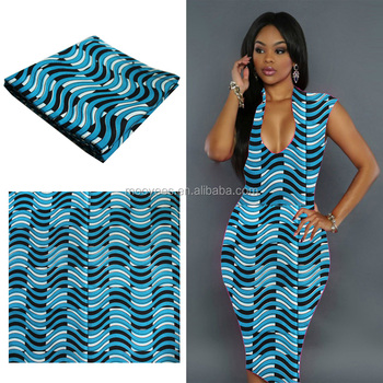 2017 Fashion Nigenia Ankara Fabric,African Cloth Material Fabric,100 ...