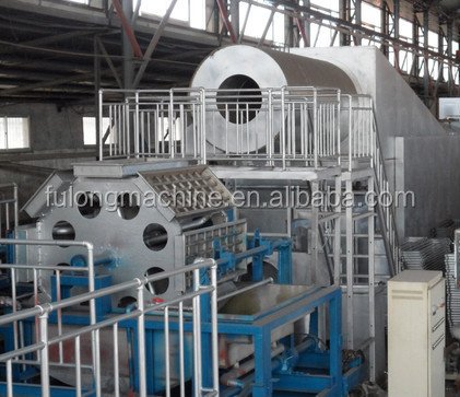 Egg Tray Machine for
