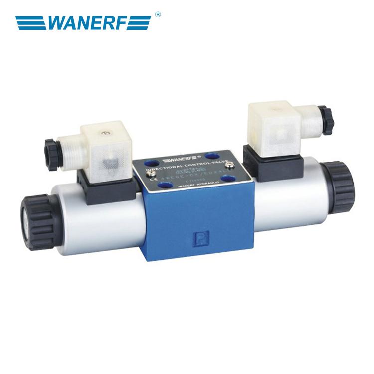 4WE6 Rexroth гидравлический распределительный клапан электромагнитный
