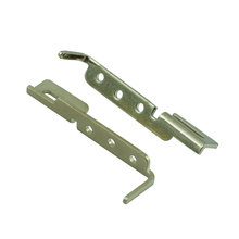 small metal stainless steel I angle bracket
