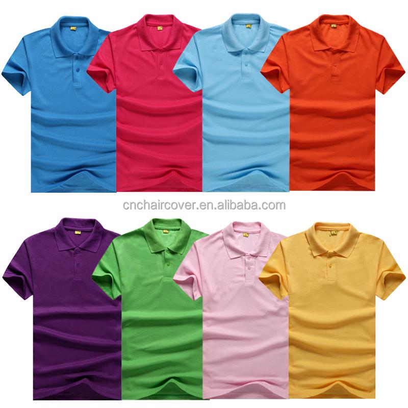 65% Polyester 35% Cotton Custom Printing Mens Polo Shirt фото