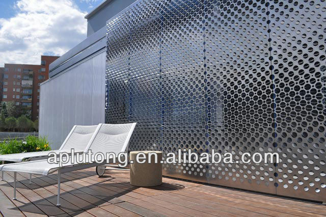 Metal Wall Panel,Perforated Sheet