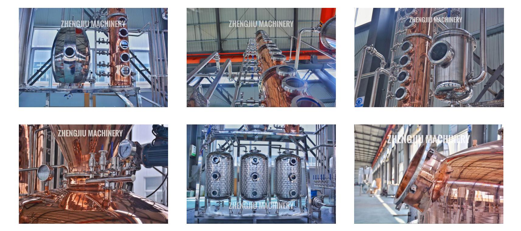 200 Lít Đồng Thiết Bị Chưng Cất Moonshine Distiller Distillery Rượu Vẫn Còn
