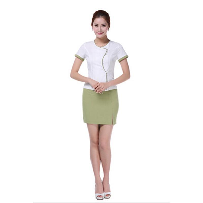 Wholesale woman thai spa uniforms buy thai spa uniform for Spa uniform alibaba
