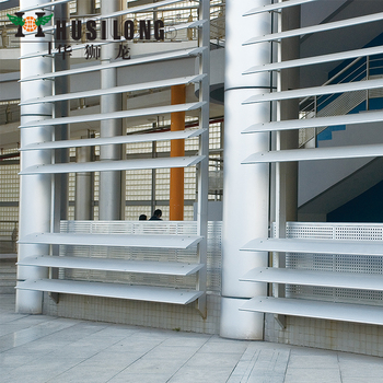 Good quality metal sun louvers/aluminum window louver