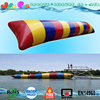 Water inflatable game inflatable water blob aqua blob jump