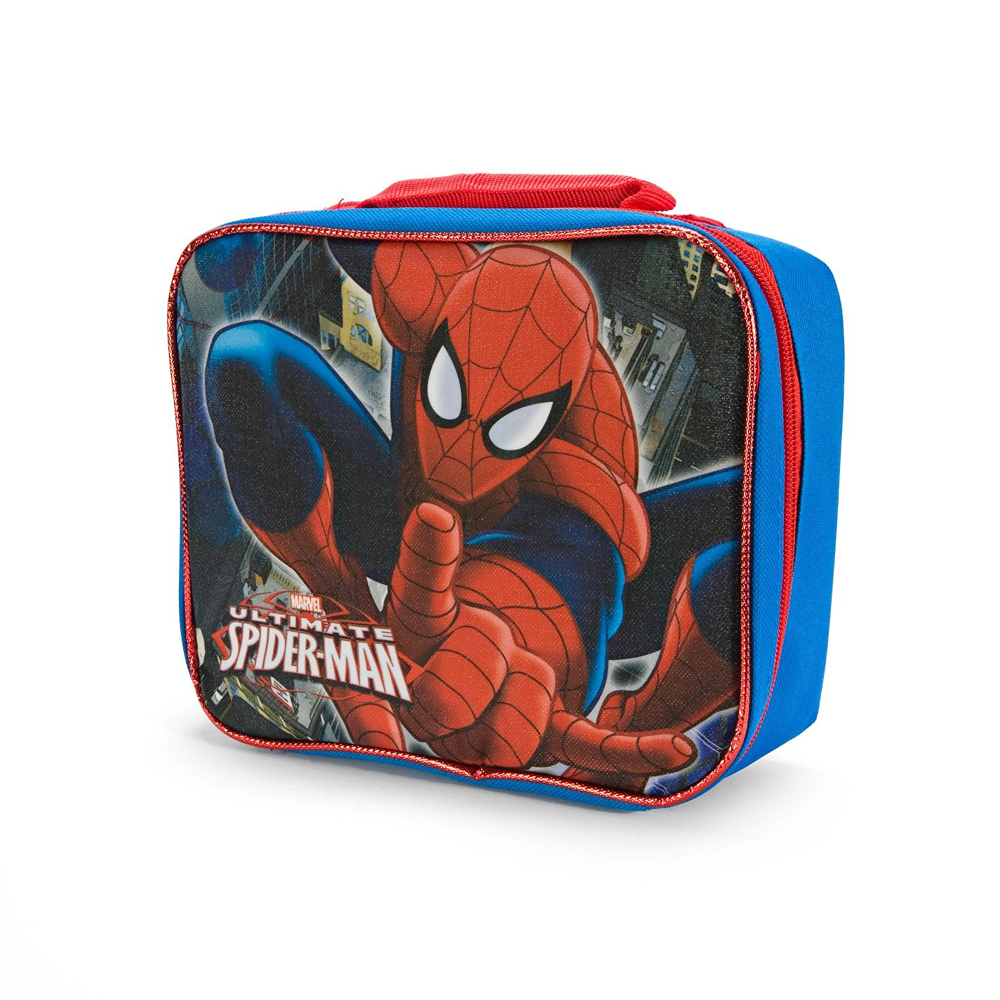 Marvel Ultimate Spider-Man Lunch Box Kit