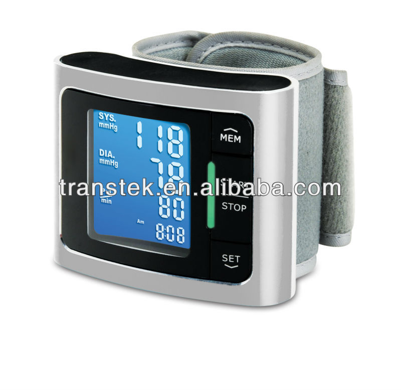 Electronic Blood Pressure Monitor Automatic Measurement
