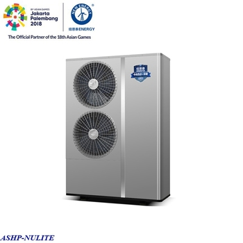 Ready to ship 220v air source heatpump 80L instant water heater for home