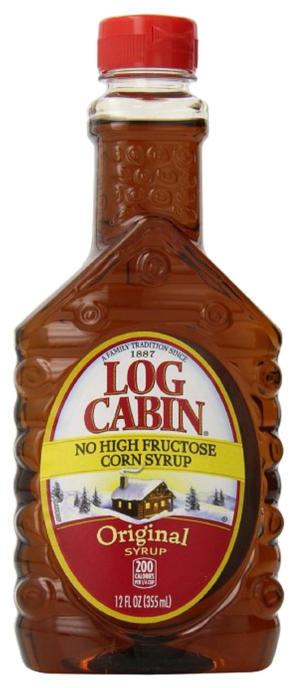 Log Cabin Syrup, Original, 12 Ounce