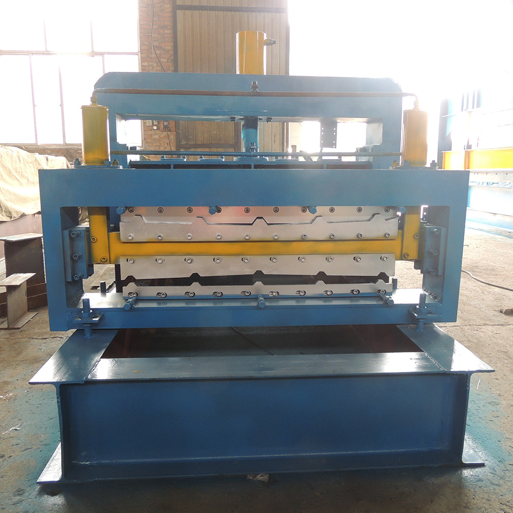 Good quality c z purlin roll forming machine with low price