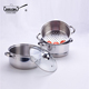 Stainless Steel Multifunction Seafood Steamer Pot