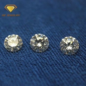 Wholesale 1.5ct loose D color moissanite stone