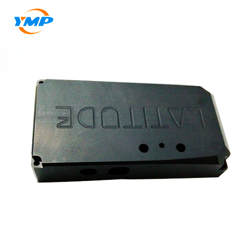 OEM Customized CNC precision machining black ABS <strong>plastic</strong>