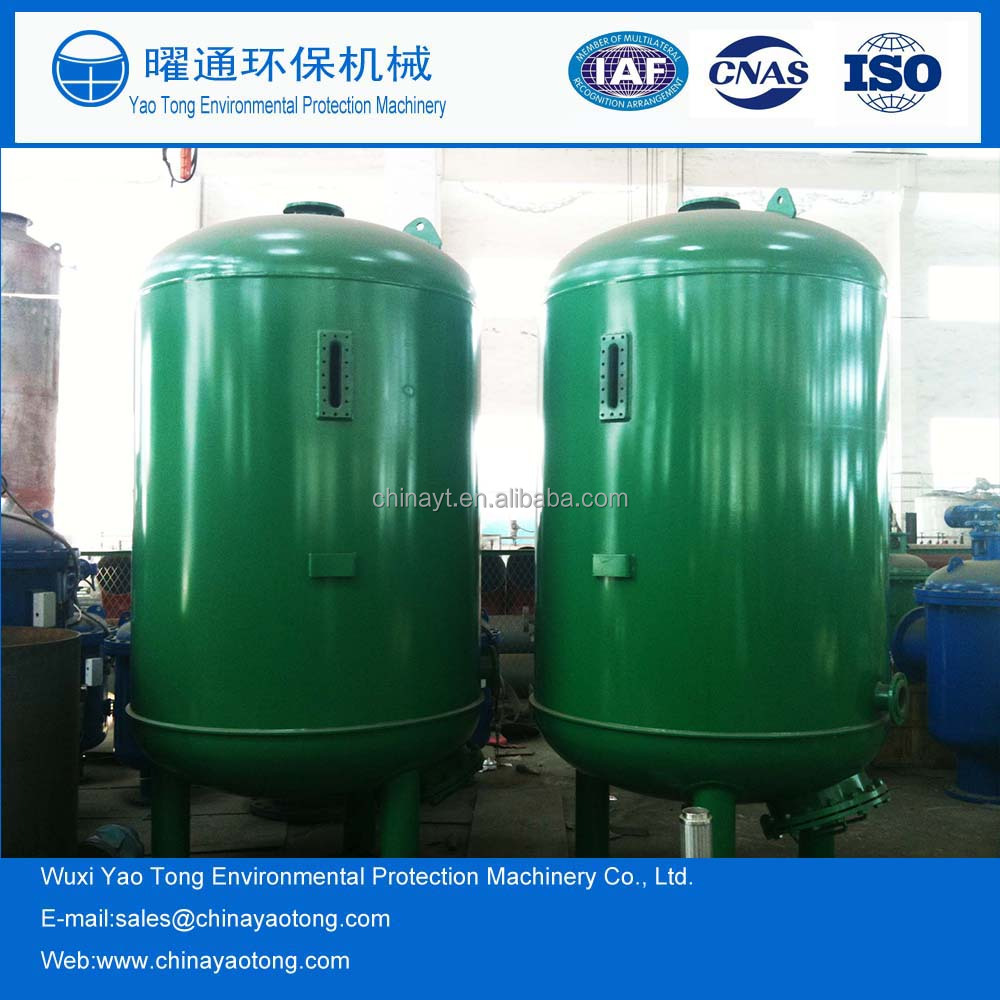 water purification: ion exchange resin column/sodium water ionizer plant