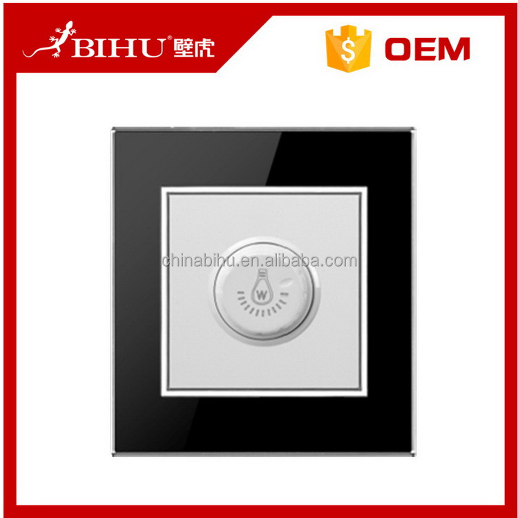 In many styles economic hot product 2017 led wall dimmer switch