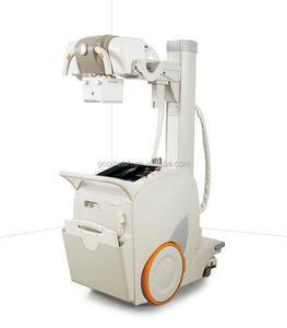 Digital high frequency mobile type x-ray machine for medical diagnosis